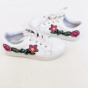 Brash Kids Floral Sneakers